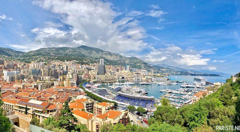 Monaco - Monte Carlo - Côte d'Azur Rehberi Pariste.Net