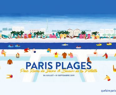 Paris Plajları - Paris Plages 2019 Pariste.Net