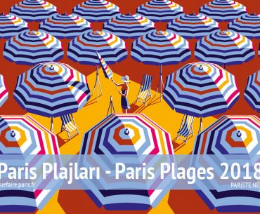 Paris Plajları - Paris Plages 2018 Pariste.Net