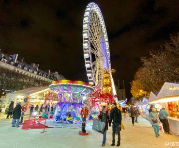 Paris Noel Pazarları 2019 Pariste.Net