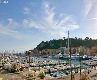 Nice Rehberi - Côte d'Azur Pariste.Net